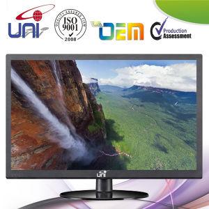 Self-Owned Brand Uni New Product Ultra Slim Narrow Bezel Cheap Price 32 Inch LED TV pictures & photos