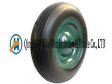 "PU Foam Wheel for Wheelbarrow (14""X3.50-8) pictures & photos"
