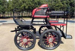 Pony Marathon Training Carriage (BTH-04)