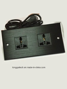 Aluminium Wall Plate Socket Lgt-L 86 pictures & photos