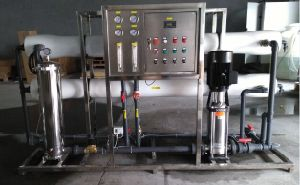 Cnp Light Horizontal Multistage Centrifugal Pump for RO Water Purification pictures & photos