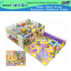 Kids Favorite Indoor Playground Large Naughty Castle (MH-05617) pictures & photos