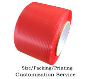 Bag Sealing Tape Acrylic Adhesvie Spool in 10000m Rolls pictures & photos