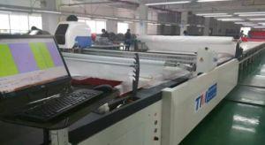 Computerize Automatic Cutting Machine Garment Zig Zag Cutting Machine pictures & photos