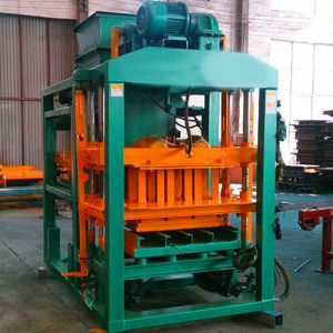 Qt6-15 Multi-Function Hydraulic Brick Making Machine pictures & photos