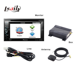 Hot! HD GPS Navigation Box for Pioneer Miracast pictures & photos