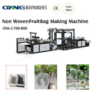 Fully Automatic Non Woven Fruit Bag Packing Machine pictures & photos