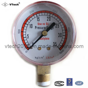 Pressure Gauge (AC, LPG)