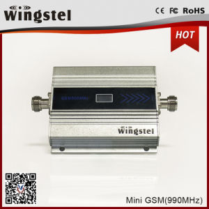 Mini GSM 900MHz Mobile Signal Booster with LCD pictures & photos
