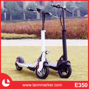 Two Wheel Electric Scooter 350W pictures & photos