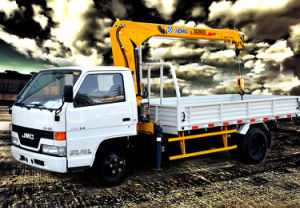 2.1ton Truck-Mounted Crane Sq2sk2q pictures & photos