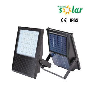 Advertising Solar Flood Light, Aluminum LED Flood Light CE&RoHS, Portable Solar Billboard Lighting