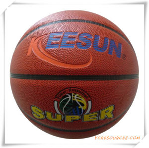 Laminated PU Basketball for Promotion Gift pictures & photos