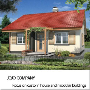 High Quality Prefab House for Sale/Easy Transport and Install/Flat Pack/Granny House/Cheap House pictures & photos