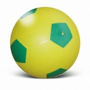 Colorful PVC Beach Ball for Children, Environmental Friendly, Phthalate-Free