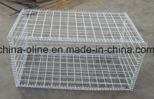 Steel Galvanized Wall Gabion Basket pictures & photos