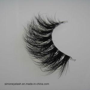 False Lashes Natural Mink Hair Fake Cosmetics 3D Eyelash pictures & photos