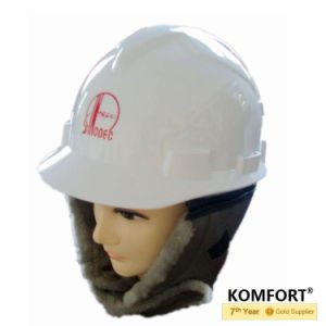 Industry Construction Work Warm Safety Helmet for Winter (JMC-422E) pictures & photos