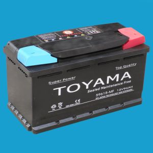 12V Maintenance Free Car Battery DIN pictures & photos