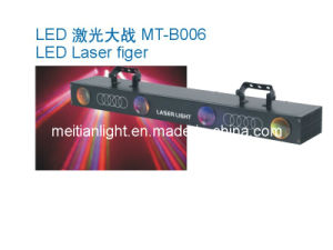 Stage 256PCS RGBW LED Laser Figer light (MT-B006)