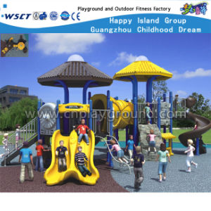 Nature Series School Kids Outdoor Playground for Sale HD-Kq50080A pictures & photos