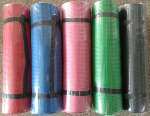 NBR Exercise Yoga Mat/Poliate Rug pictures & photos