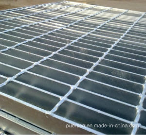 Galvanized Steel Grating, Galvanized Floor Grating pictures & photos