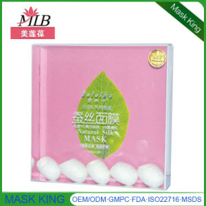 Anti Wrinkle L-Vc Whitening Silk Facial Mask