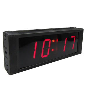 [Ganxin] Small LED Wall Clock for Meeting Room pictures & photos
