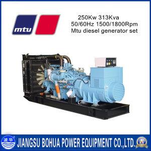 313kVA Lowest Price High Quality 50/60Hz Mtu Generators