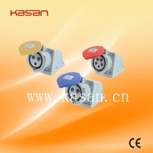 IP55 3pconnector Industrial Plug and Socket pictures & photos