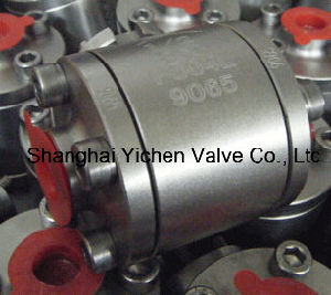 Floating Ball Stainless Steel Mini Ball Valve pictures & photos