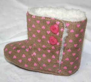 Beauty and Lovely Baby Boots