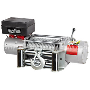 Electric Winch (WT-9500) pictures & photos