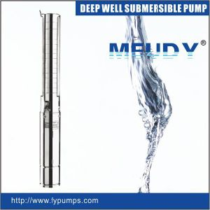 4 Inch Stainless Steel Submersible Pump (4SP5 Series 60Hz) pictures & photos