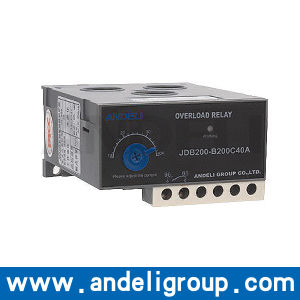 220VAC Thermal Over Load Relay (JDB200-B) pictures & photos