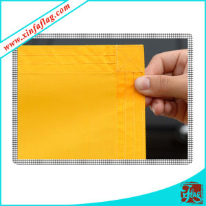 Eyelets/Grommets on Flag Banner, Polyester Company Banners pictures & photos