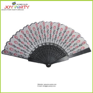 Spanish Plastic Non-Woven Fabric Hand Fan