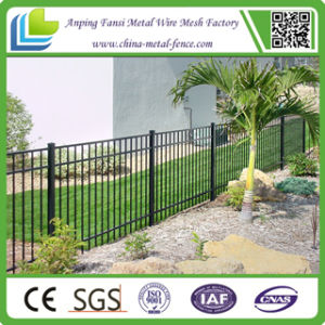 4ft Galvanized Pipe Iron Bar Fence with Best Price pictures & photos