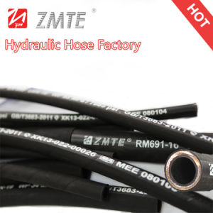 Zmte High Working Pressure Hydraulic Rubber Hose R15 pictures & photos