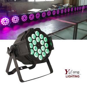 Rgbawuv 6in1 LED PAR64 Wedding DJ Disco LED Wash Light