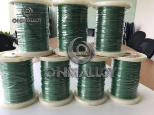 Dia 0.25mm Alumel Thermocouple Alloy Cable/Wire 500 Degree Fiberglass pictures & photos