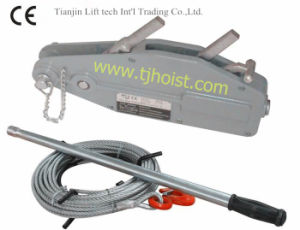 Wire Rope Puller with CE GS