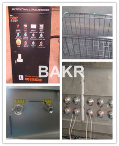 Ultrasonic Cleaning Machine with Recycling Filter pictures & photos