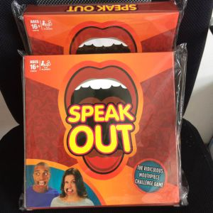 Halloween Funny Toys Speak out Game (MQ-SO12) pictures & photos