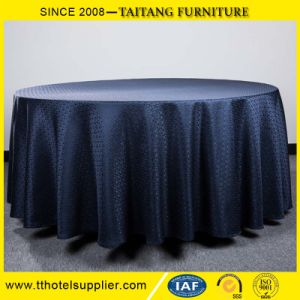 10 Seat Round Hotel Restaurant Use Folding Table pictures & photos