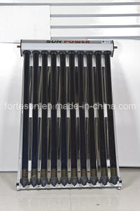 High Quality Split Heatpipe Solar Collector pictures & photos