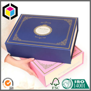 Factory Supply Color Print Cardboard Paper Jewelry Gift Storage Box pictures & photos