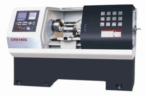 CNC Flat Bed Lathe Machine (CK6130S - CK6140S) pictures & photos