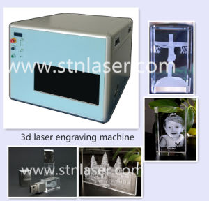 Big Scale Crystal Laser Engraving Machine